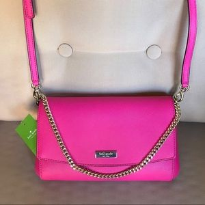 NWT Kate Spade Crossbody Leather Purse